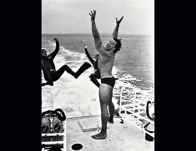 Редкие фото Арнольда Шварценеггера, которые тебя удивят