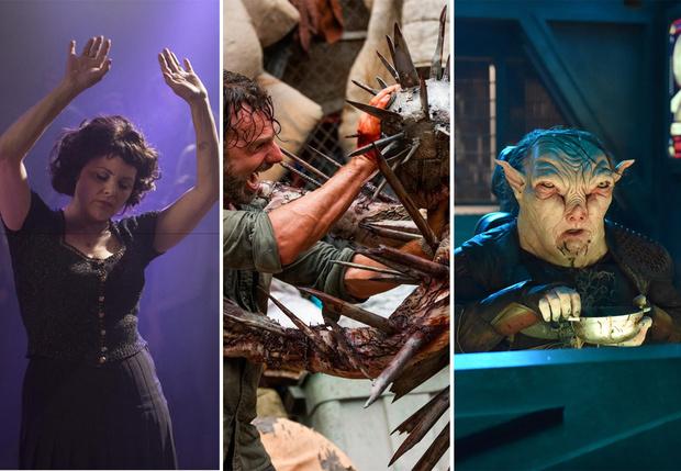 Фото №1 - Лучшие сериалы года по версии Академии фантастики, фэнтези и ужасов