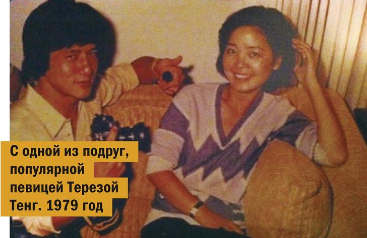 Фото №9 - Успехи бога: жизнь и судьба Джеки Чана, самого неубиваемого актера на Земле