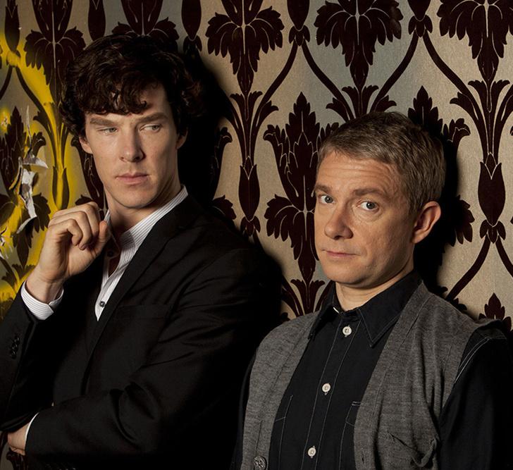 Фото №5 - 100 фактов о Шерлоке Холмсе!