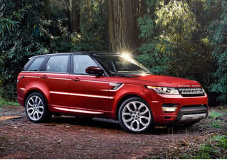 Range Rover Sport и его рекорды