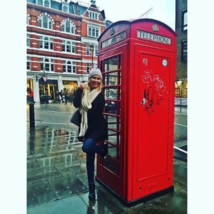 #tbt call me maybe #londonbaby *joeyfromFriendsvoice*