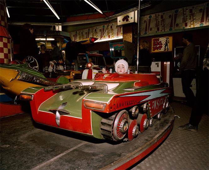 Фото №10 - Обычный туристический ад: фотографии английского курорта в 80-е