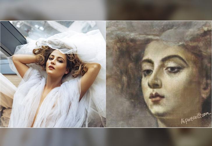 Фото №1 - AI Portraits — новый сервис, который превращает фото в портрет эпохи Возрождения