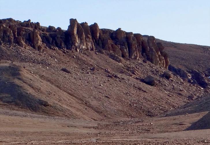 Фото №2 - Сервис Google Street View добавил панорамы с острова Девон, который называют «Марсом на Земле» (видео)