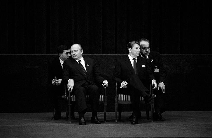 Фото №4 - Прилет Гагарина и еще 4 ретрофотографии с интересной историей