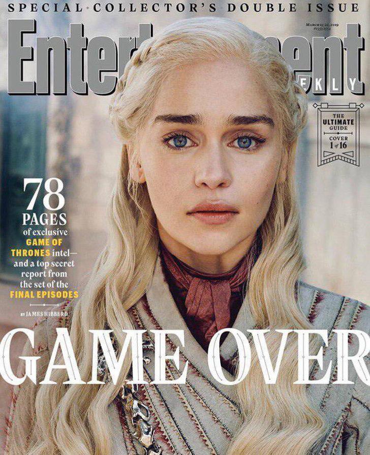Фото №1 - Entertainment Weekly показали новые эксклюзивные кадры к «Игре престолов»