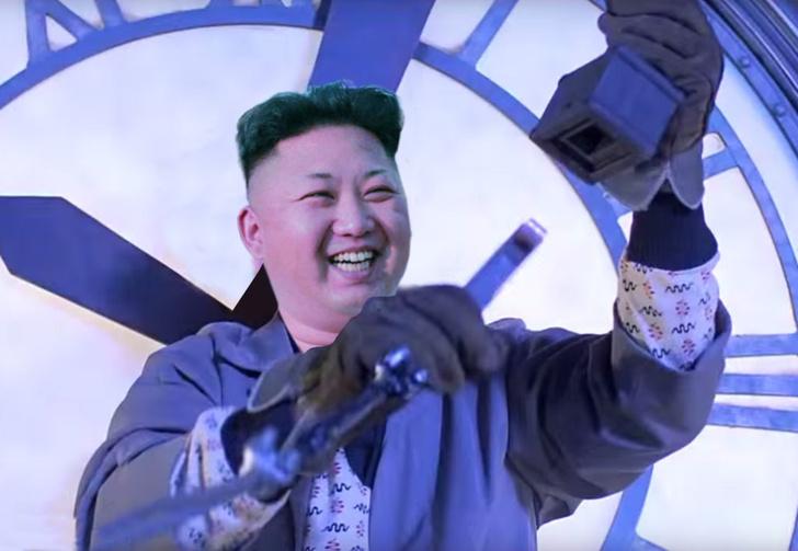 Фото №1 - КНДР переходит на собственный часовой пояс, чтобы позлить врагов