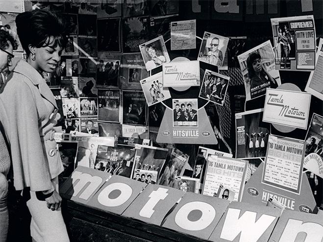 Лейбл Motown