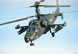 Мы видим тебя, Ка! Вертолет Ка-52 «Аллигатор» — вожак стаи винтокрылых штурмовиков