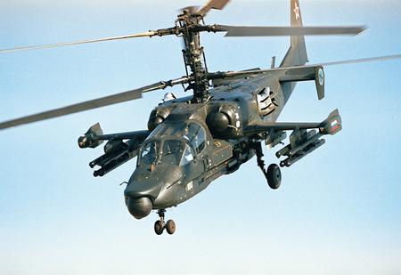 Как устроен вертолет Ка-52 «Аллигатор»