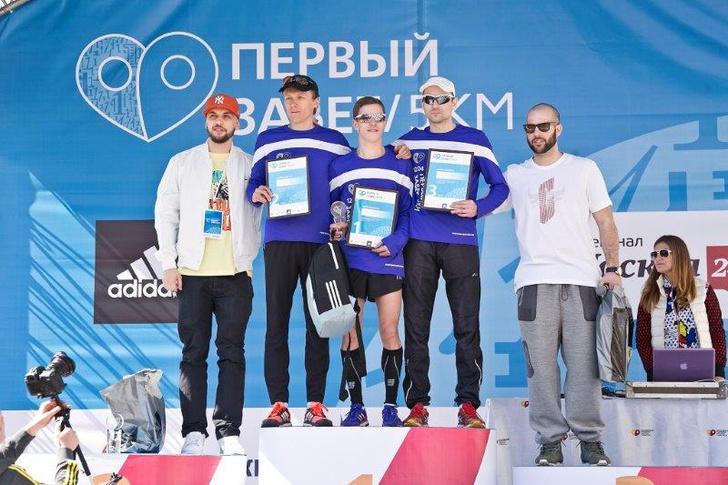 Фото №5 - Состоялся Первый забег Московского Марафона 2015!