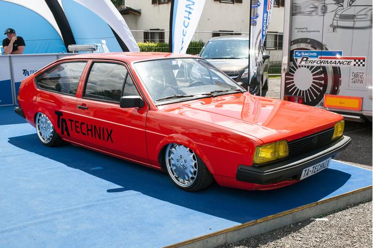Фото №51 - Самые безумные машины фестиваля GTI Treffen