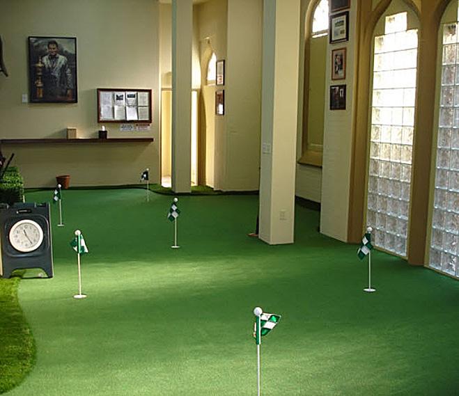 Квартира для гольфиста