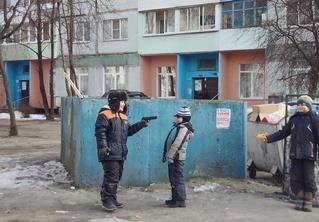Заколдобься! Фотограф снимает непростую русскую реальность на простой американский iPhone!
