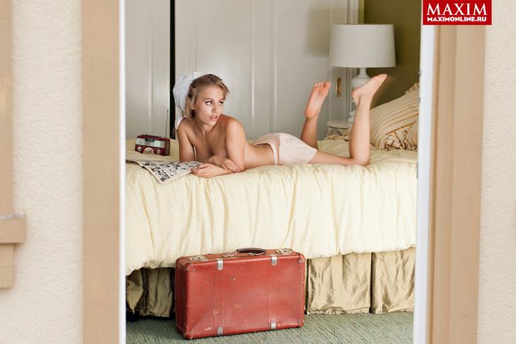 Виктория Клинкова фото в образе Лолиты