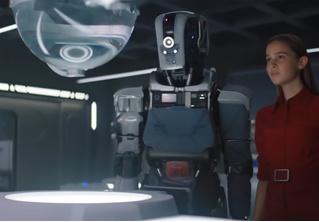 Трейлер научно-фантастического триллера «Дитя робота»