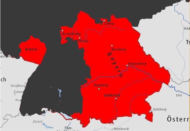 Фото №1 - Баварская советская республика и еще четыре экзотические страны Советов
