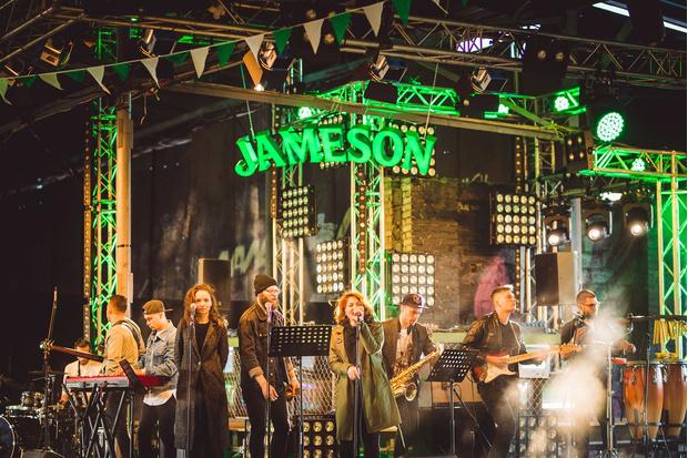 Фото №6 - Легендарная вечеринка Jameson Block Party вернулась