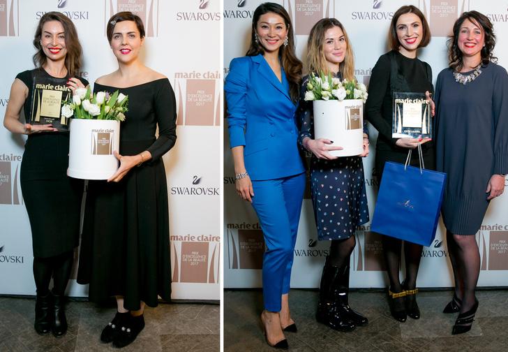 Фото №2 - Marie Claire вручил премию Prix d'Excellence de la Beauté 2017