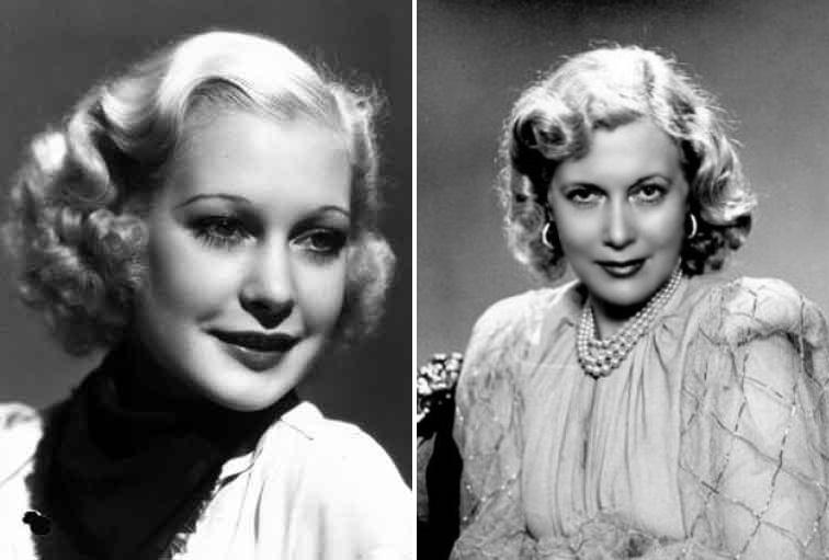 Советские и зарубежные актрисы, которых можно спутать :-)