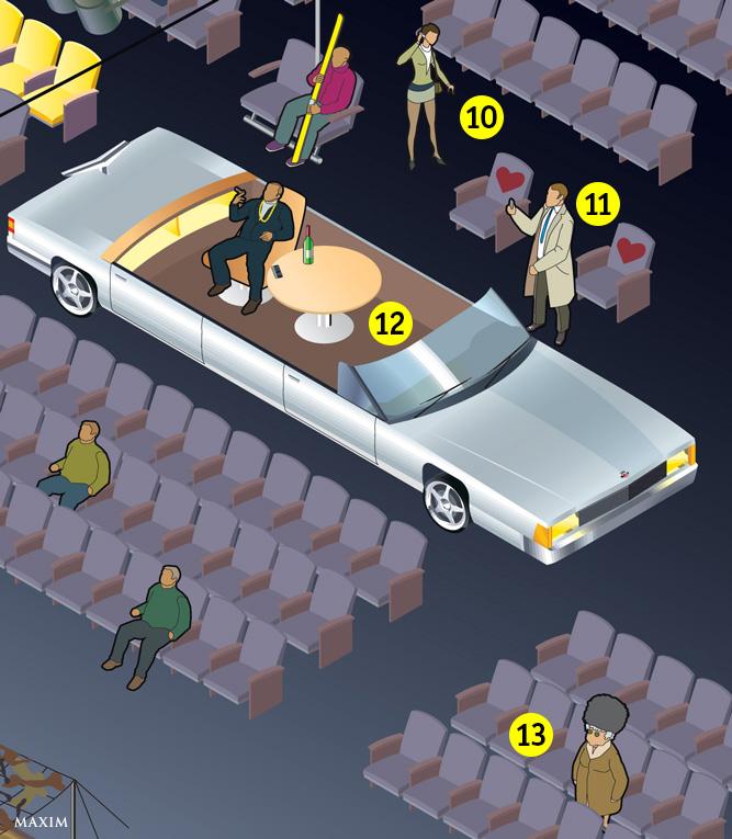 Фото №3 - Мы придумали идеальный кинотеатр для военных, курильщиков и всех остальных