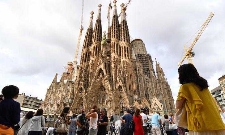 Фото №1 - Барселона оштрафовала застройщика Sagrada Familia за 136 лет незаконного строительства
