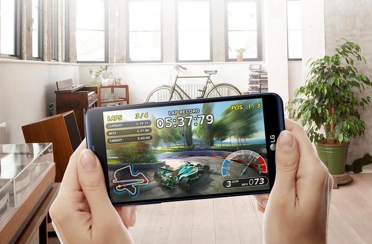 Фото №2 - Смартфон LG X power: самый сильный из серии Х