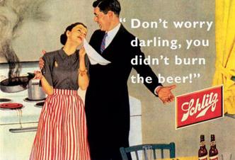 Фото №5 - 13 самых остроумных шовинистических реклам