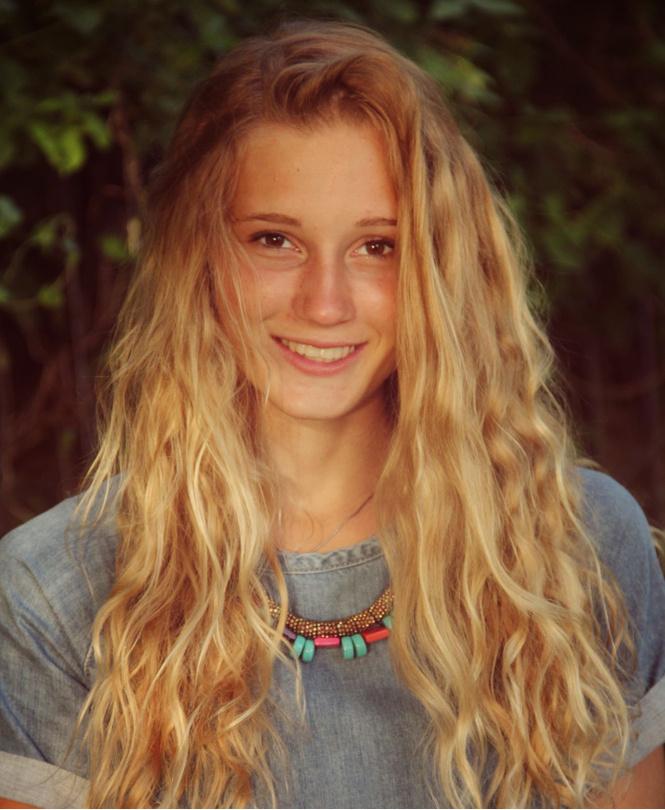 Стефания Елфутина по прозвищу «Белая Акула»