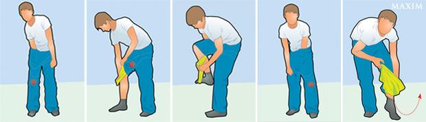 Фото №13 - 20 безжалостных шалостей, которые должен уметь делать каждый мужчина