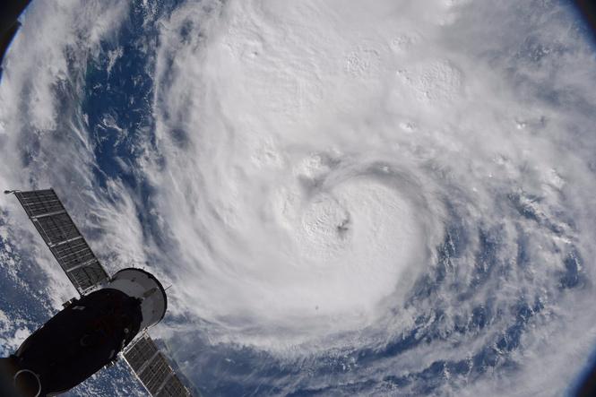 Видео надвигающегося урагана «Харви», грозящего затмить смертоносную «Катрину»