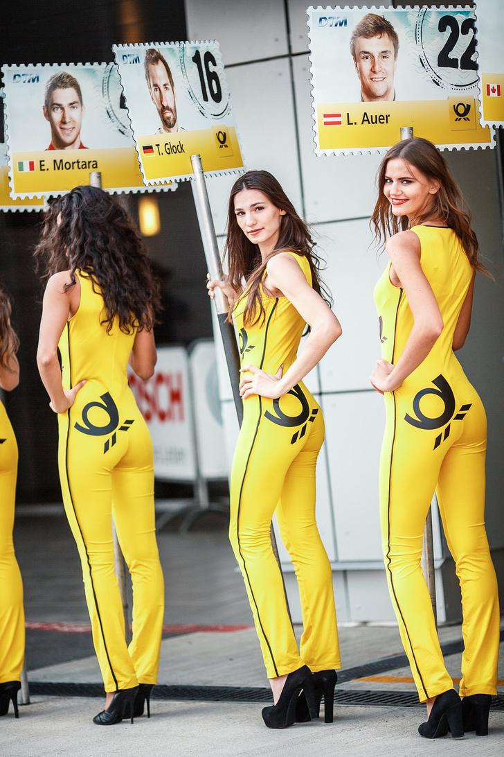 Фото №3 - Самые красивые grid-girls этого лета и сумасшедшие прототипы в узких поворотах Moscow Raceway!