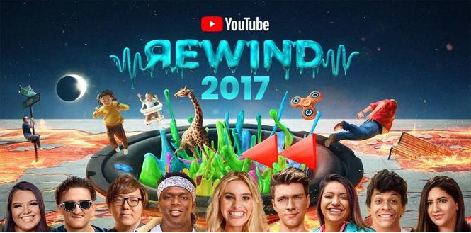 YouTube Rewind 2017: «Деспасито», спиннеры и русская бабушка