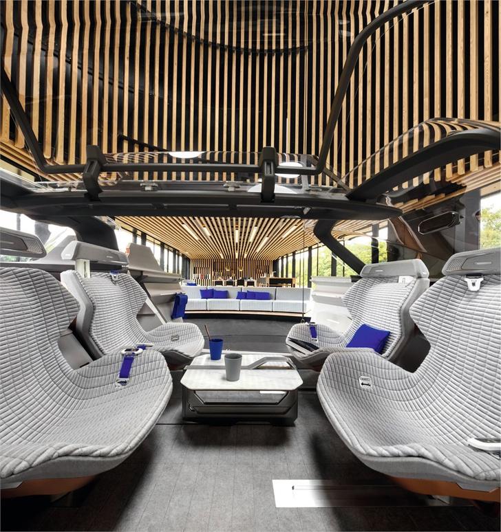Фото №9 - Renault делает автомобиль будущего частью умного дома