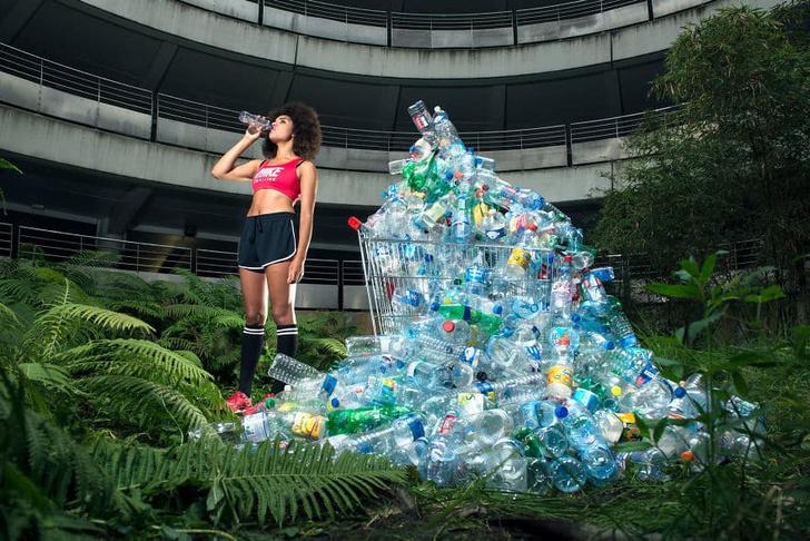 Фото №5 - Фотограф 4 года не выбрасывал мусор, и вот что из этого вышло