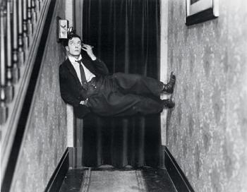 Фото №1 - Без права на улыбку: Бастер Китон — единственный человек, которого боялся Чаплин