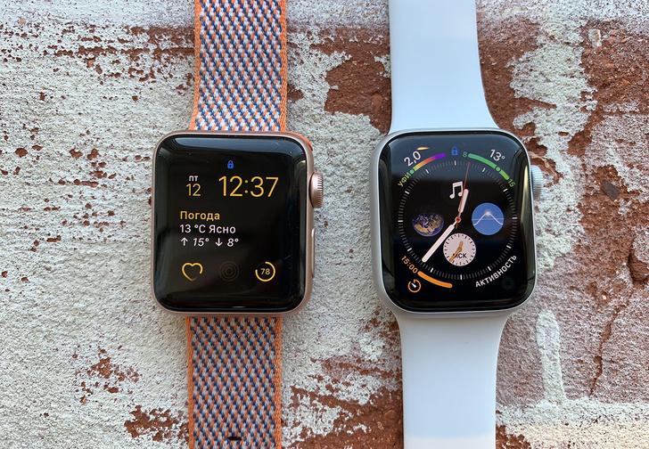 Фото №2 - Apple Watch Series 4: ЭКГ пока нет, но все равно огонь