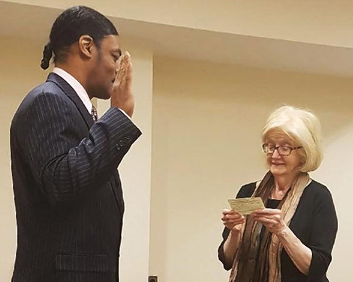 Фото №10 - Защита из положения сидя: история Исаака Райта, который выучился в тюрьме на адвоката и посадил посадившего его прокурора