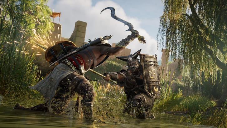 Фото №5 - Экскурсия в Древний Египет: как из игры Assassin's Creed Origins делают виртуальный музей