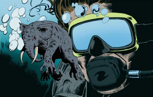 Фото №5 - Подземный мамонт и еще 7 загадочных существ, в которых верят криптозоологи