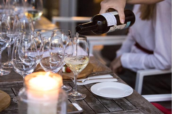 Фото №1 - Гастрономический ужин в ресторане CORREAS