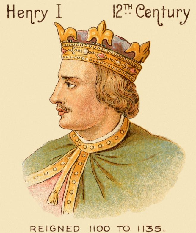 Английский король Генрих I