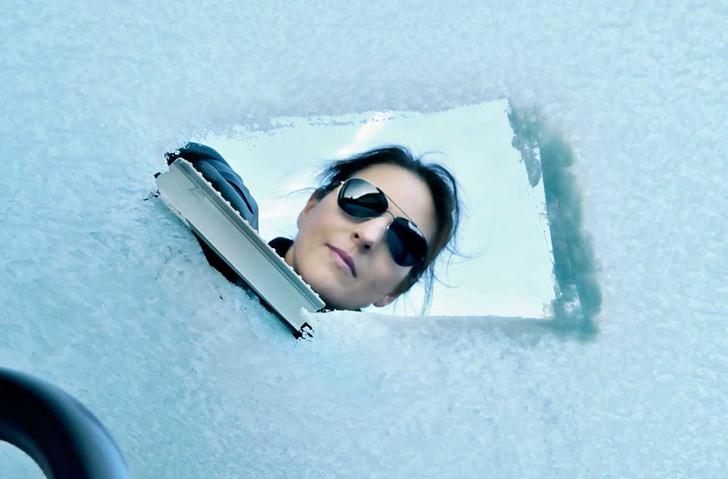 Фото №6 - Лайфхак-гид по зимней езде