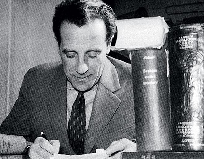 Писатель Ветцлер. 1964год