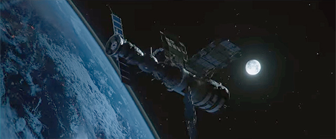 Фото №1 - «Салют-7» — первый трейлер. Взрывы и потасовки в советском космосе!