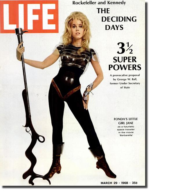Фото №30 - Самые выдающиеся обложки в истории журнала Life