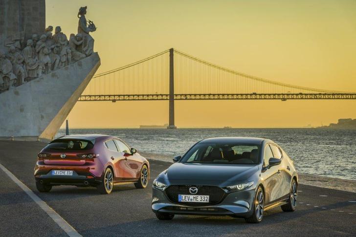 Фото №5 - Новую Mazda 3 уже можно купить в России