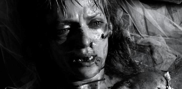 Фото №3 - Оказывается, Тарантино чуть не убил Уму Турман на съемках «Убить Билла»! (ВИДЕО, как все произошло)