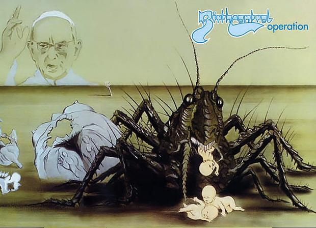 Фото №13 - 16 обложек пластинок, которые были запрещены цензурой
